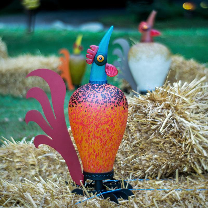 ROOSTER - Light object - Borowski | China