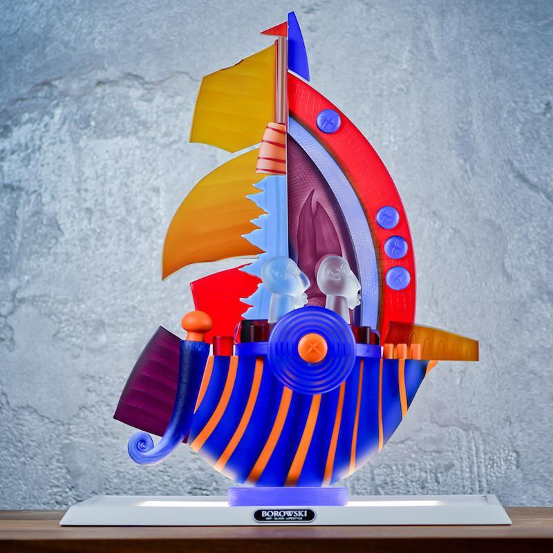 SAILBOAT MEDIUM - Object by PB - Borowski | China