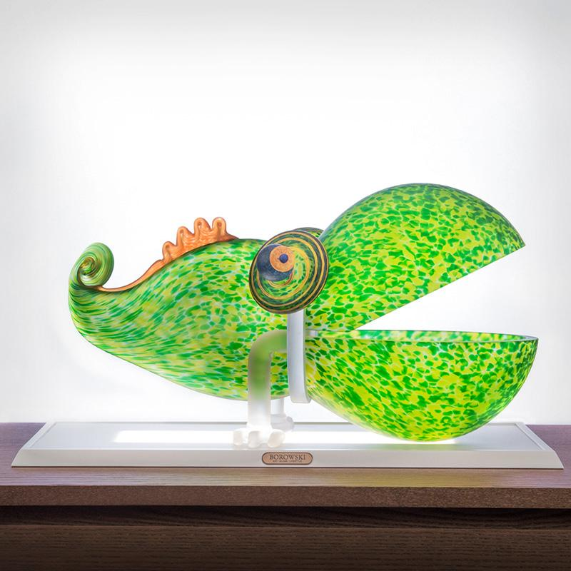 CHAMELEON BIG - Bowl - Borowski | China