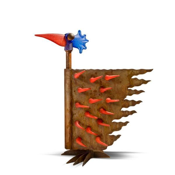 FIREBIRD SMALL - Outdoor object - Borowski | China