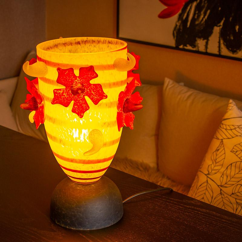 FLORA - Table lamp - Borowski | China