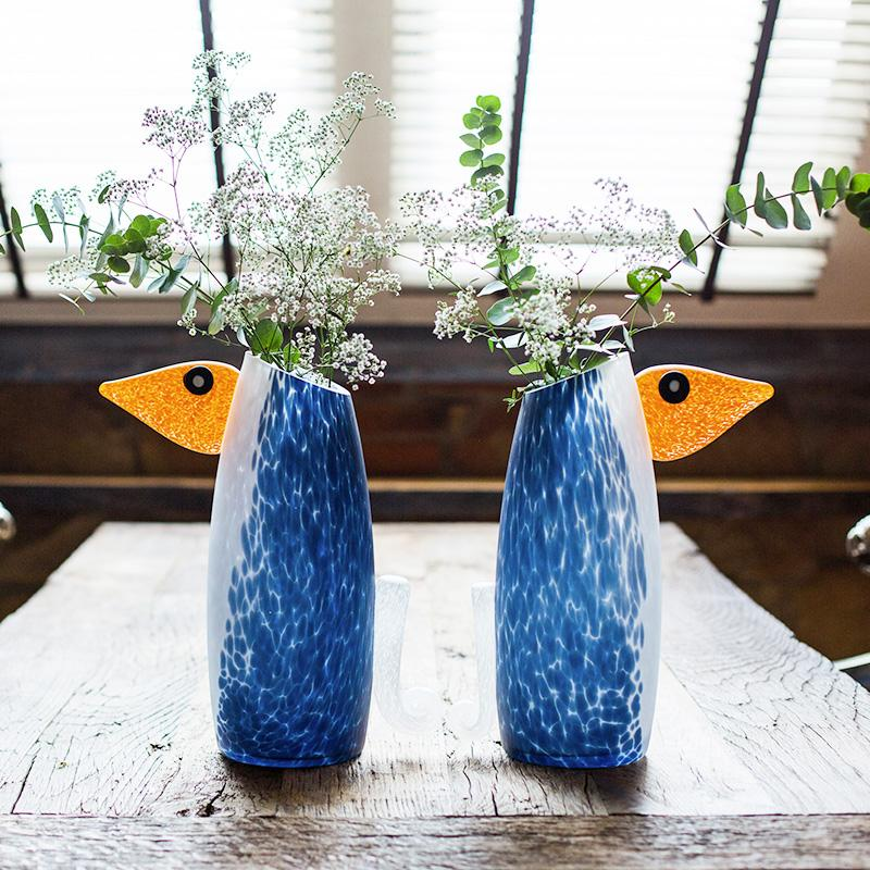 PINGU SMALL - Vase - Borowski | China