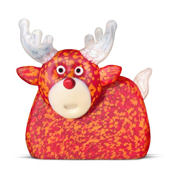 RUDOLF REINDEER - Object - Borowski | China