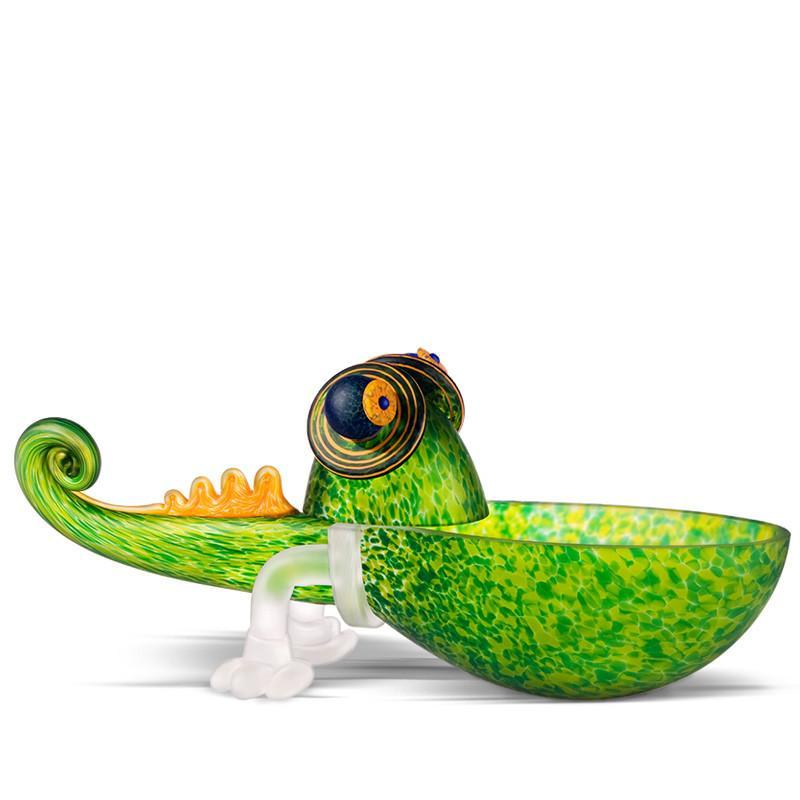 CHAMELEON SMALL - Bowl - Borowski | China