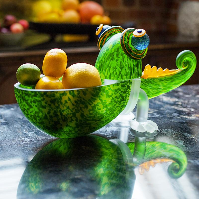 CHAMELEON SMALL - Bowl