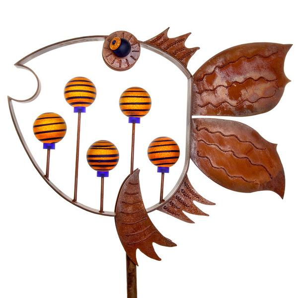 FLYING FISH - Wind chime - Borowski | China